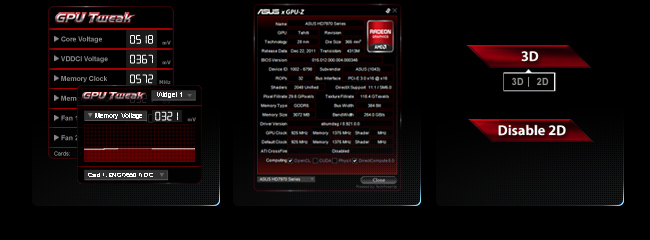 ASUS Radeon HD 3GB DirectCU II Launches - Republic of Gamers